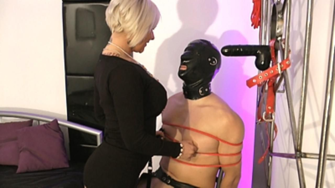 Yazzie Bitch - Ultimate Sadistic Chastity Teasing (Part1)