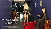 Impossible Games - w/Mistress Arabella