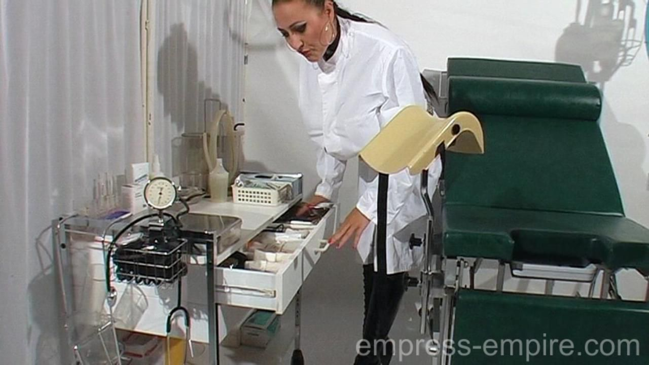 Schwester Bijou - Erectile dysfunction Part1