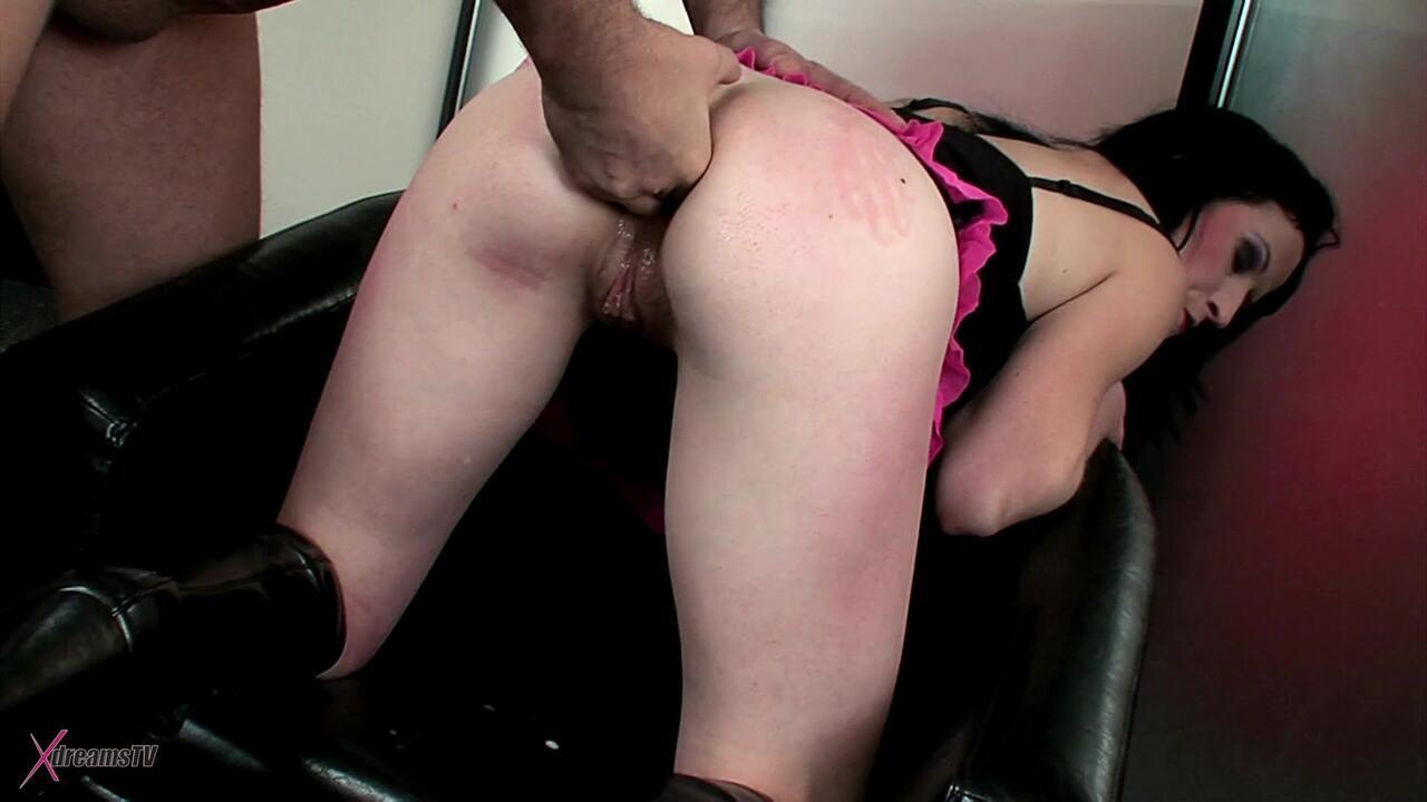 Valerie - Ich bekomme meinen Arsch gefickt und meine Pussy gefistet