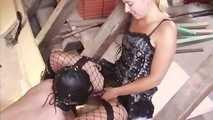 Slave under house arrest