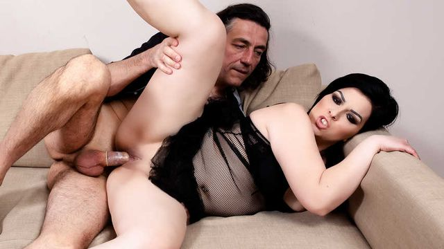 TGIP S01E06 - Dieter Von Stein Reveals To Anastacia That He Does HC Porn