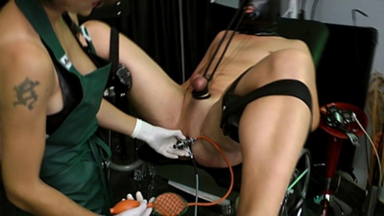 Baroness Mercedes - Rektoskopie