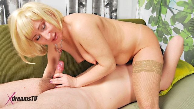 In My Home - Young Guy Fucked My Granny Cunt - Episode 3