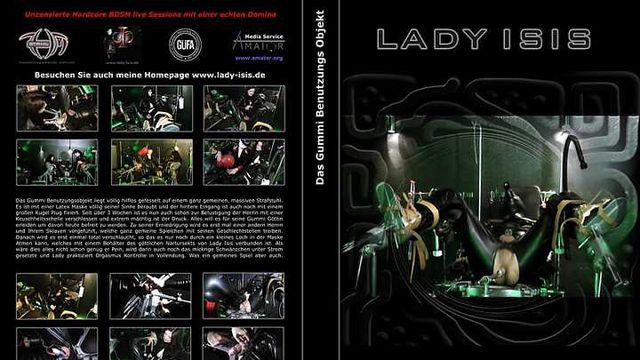 Lady Isis - Das Gummi Benutzungs Objekt