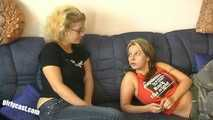 Chrissy & Jessy privates Sextape Part 1
