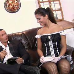 Our new update: Maid Services - Defrancesca Gallardo - Boss Fuck My Ass P...<br /><br />#AnalSex #Doggystyle #MaidFetish<br /><br />Featuring Defrancesca Gallardo<br /><br />#defrancescagallardo #brunettehair #longhair #caucasian #anal #assfucking #assfucking #blowjob #buttfuck...<br /><br />http://xdreamstv.com/1061989318