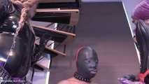 Double Ebony Dicking - Full clip