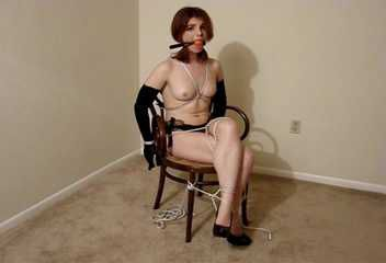 Becca, Chair Tied 3
