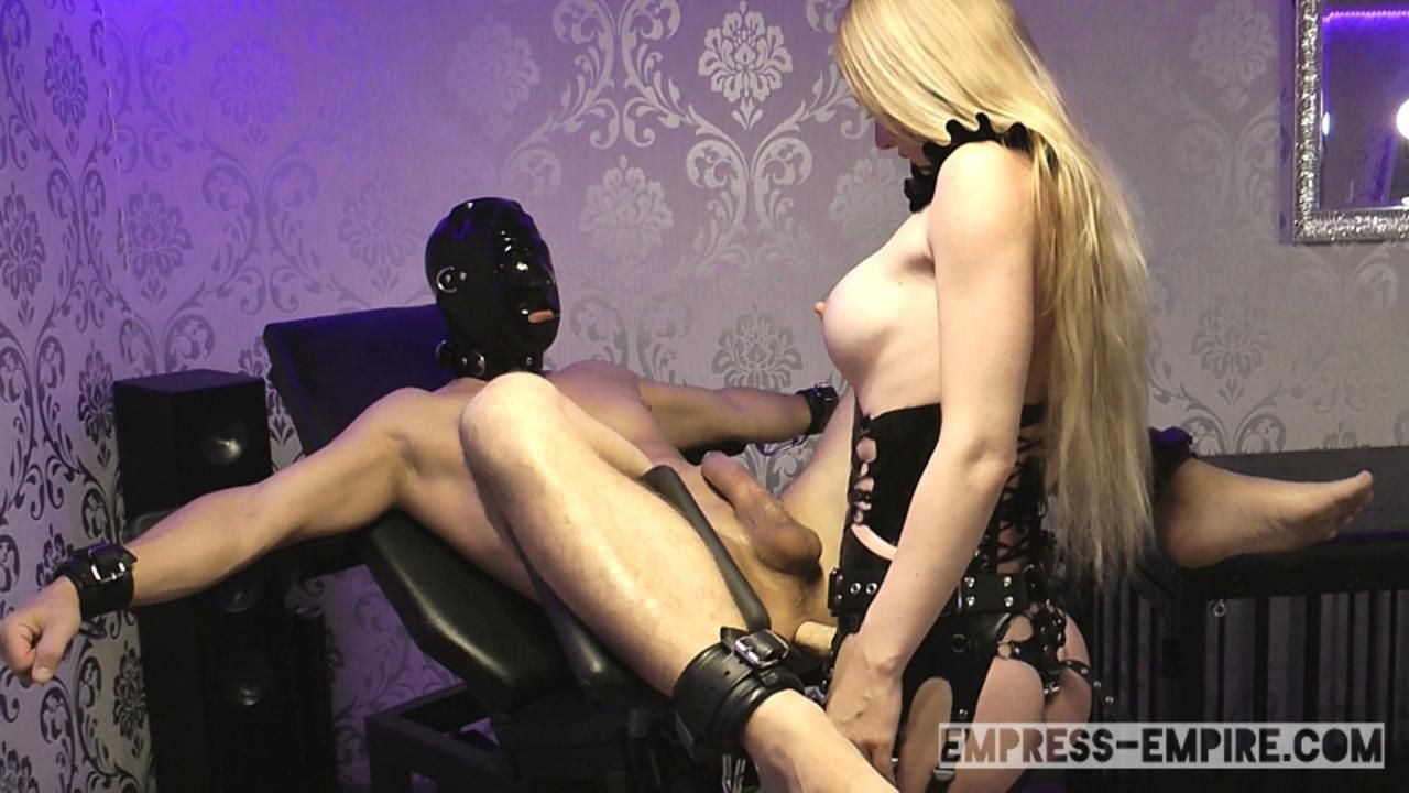 Lady Estelle - Tease and Fuck