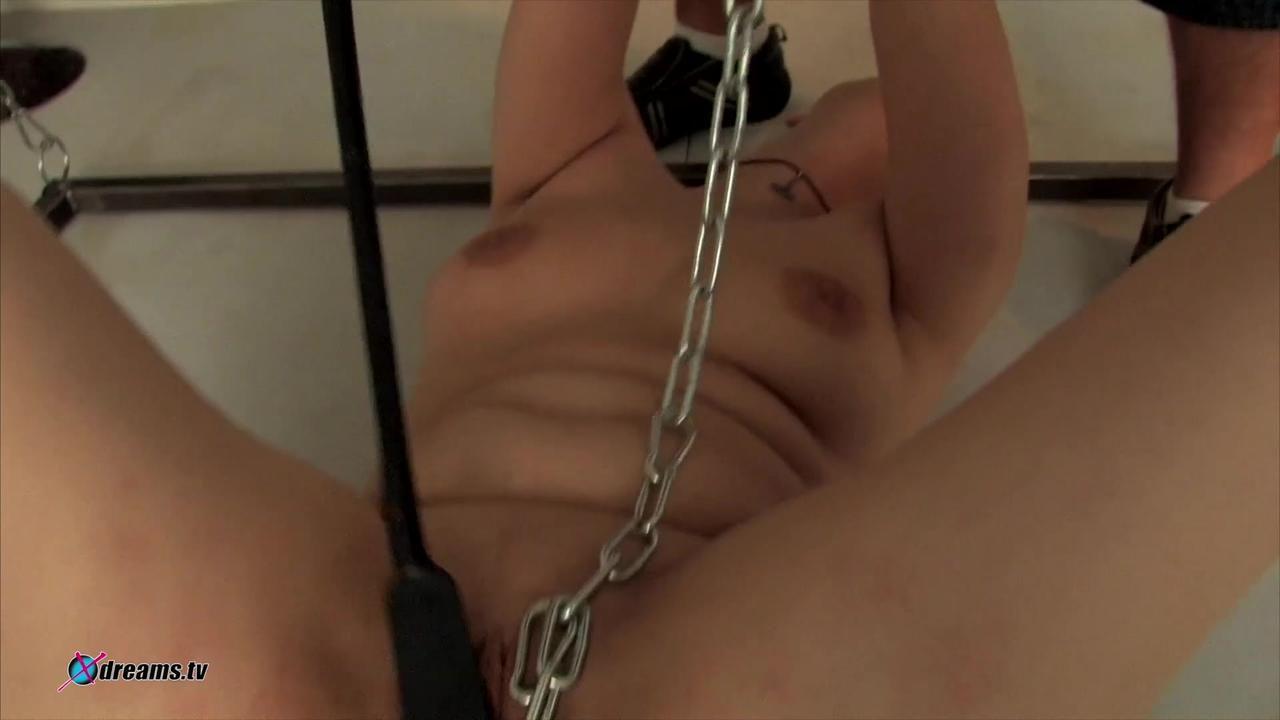 Slave Natalie Gets Punished By Her Master