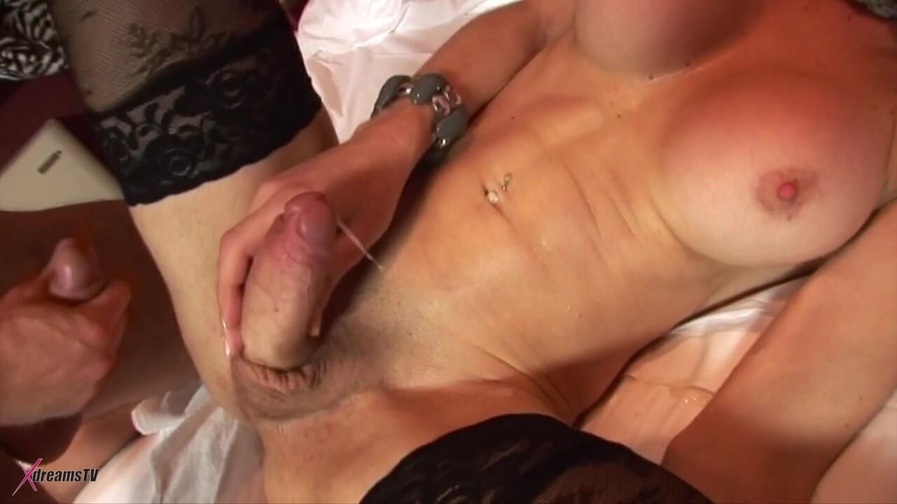 Tempting Trannies - Luciana - I Need To Get My Tranny Ass Fucked - Episode 3