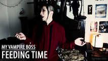 My Vampire Boss - Feeding Time (JOI for Vagina Owners)