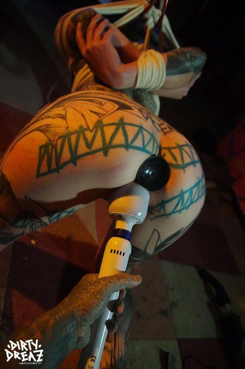 Harte nostalgische BDSM session !