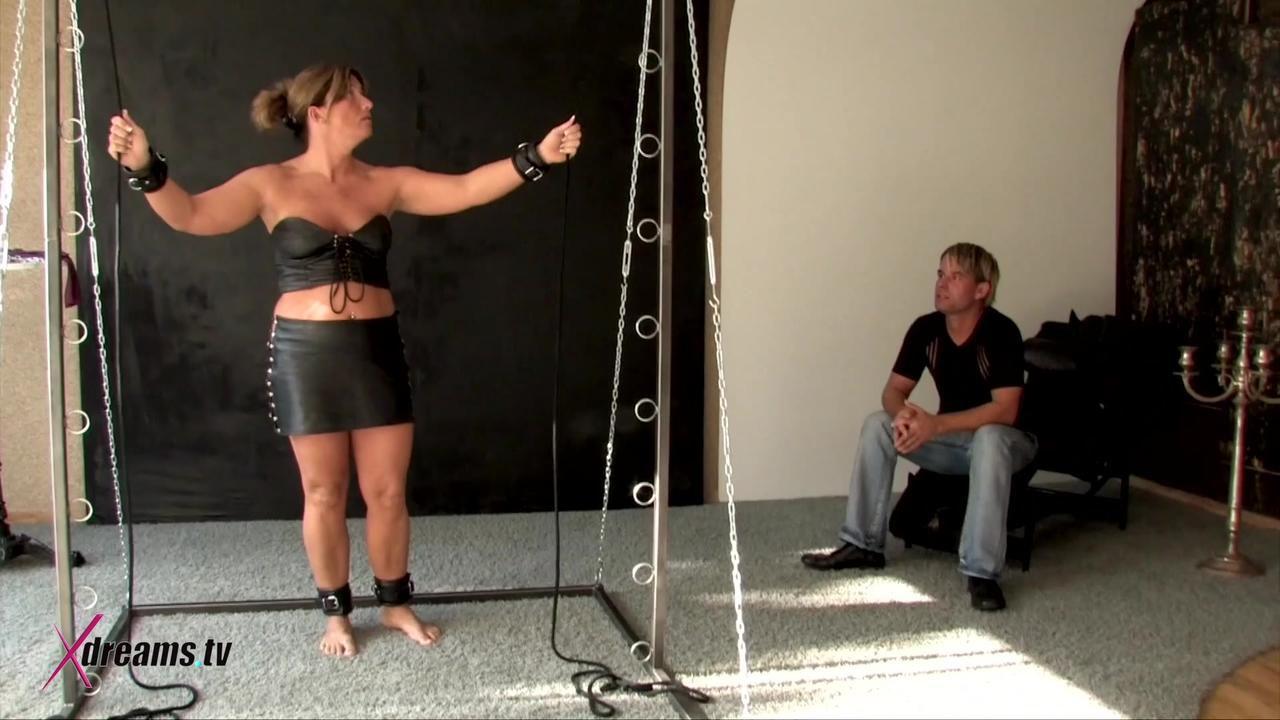 Alexandra's Long Submissive Treatment