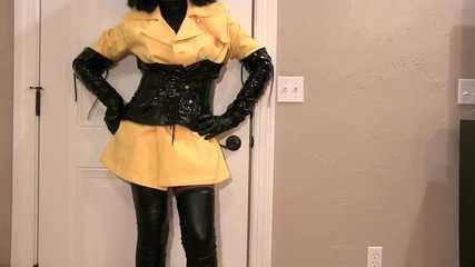Latex Yellow