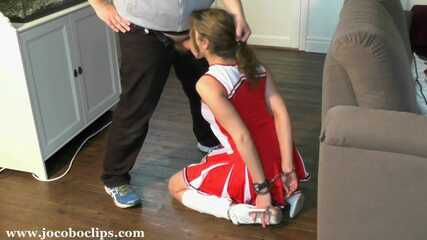 Cheerleader Captured For Fucking - XXL Movie