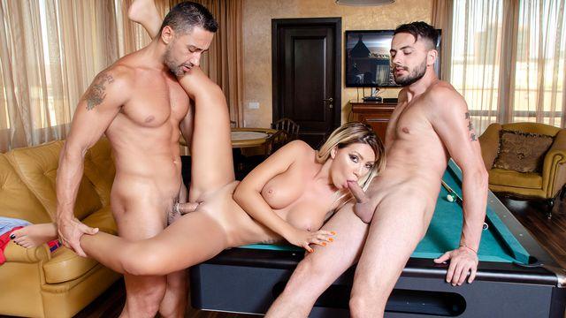 TGIP S01E09 - The threesome reveal with Rebeca Cerrera