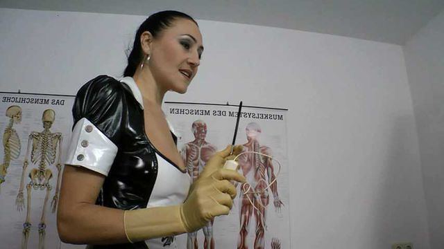 Baroness Bijou - Sperm Donation Part1