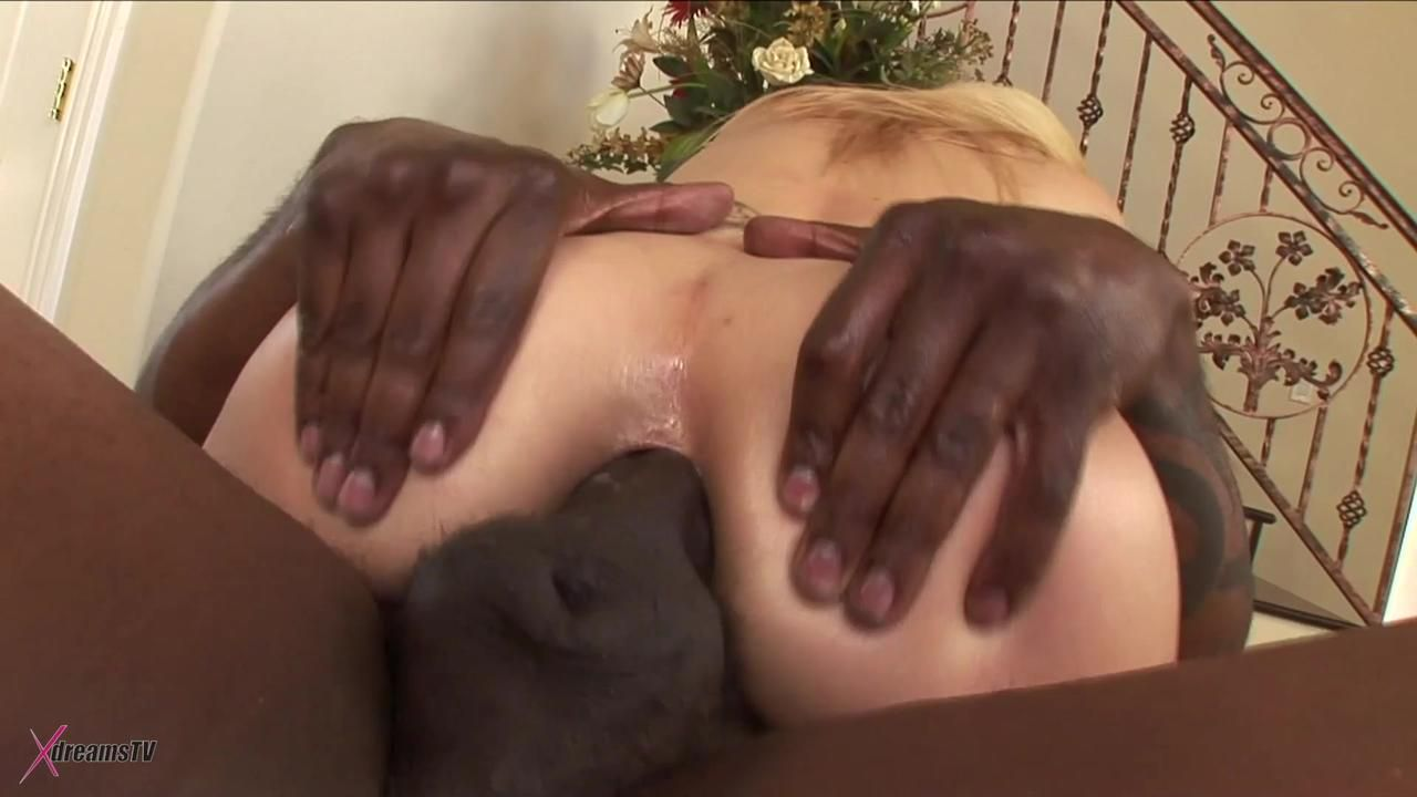 Black & White - Mariah Madysinn Lasting And Achy BBC Assfuck