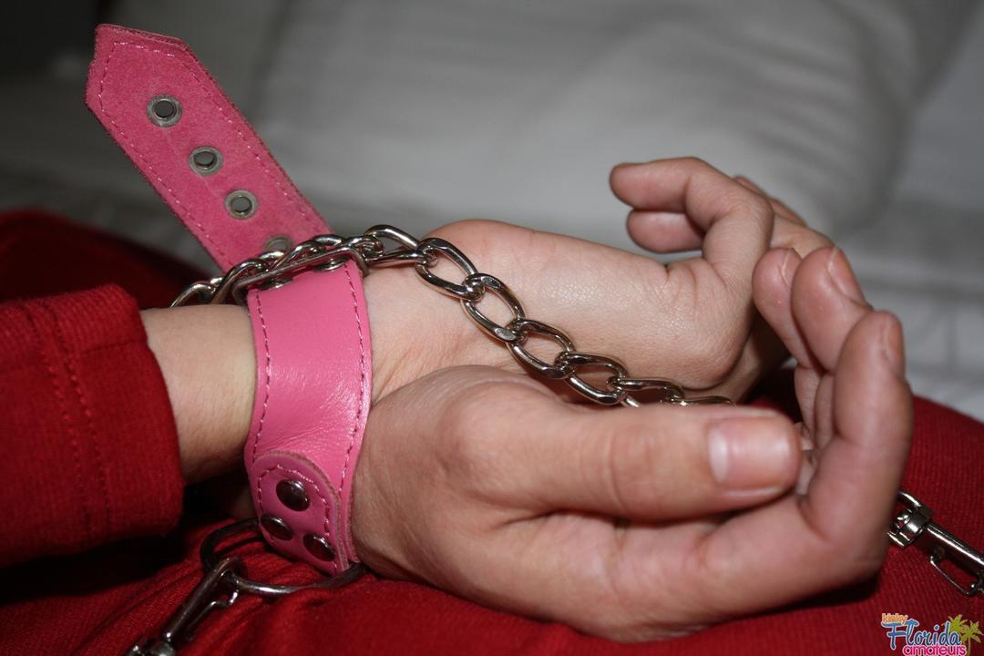 Kinky Chloe - Office Bondage Punishment