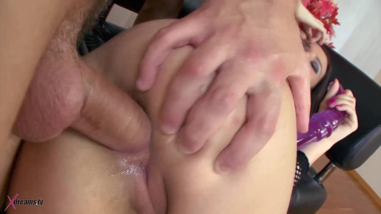 Anna - Bad Girls Love To Get Ass Fucked