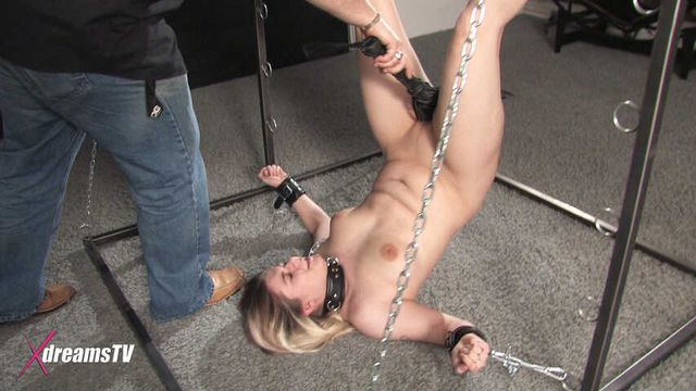 Mandy's Long Submissive Treatment