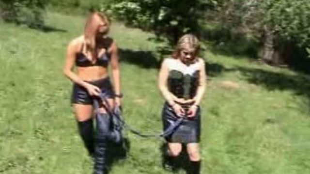 ab-083 Monique trained as a pony-girl (1)