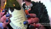 Dom Perignon financial nails