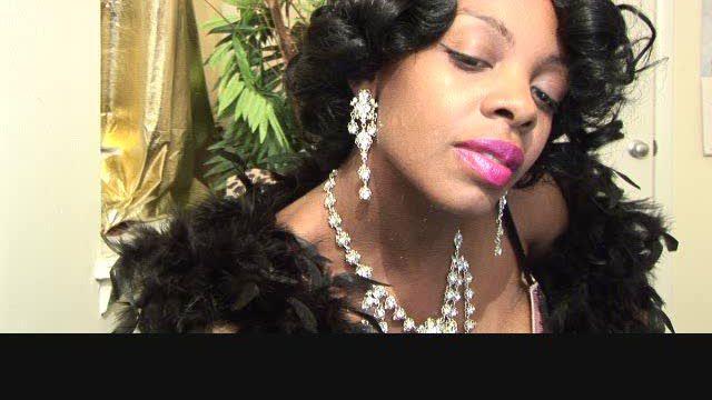 Ebony Foot Fetish Princess Simone