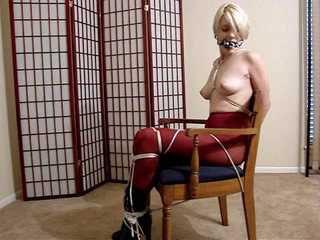 Anastassia - Chair Bound 2