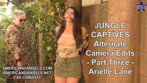 Jungle Captives - Alternate Camera Edits - Part Three - Arielle Lane