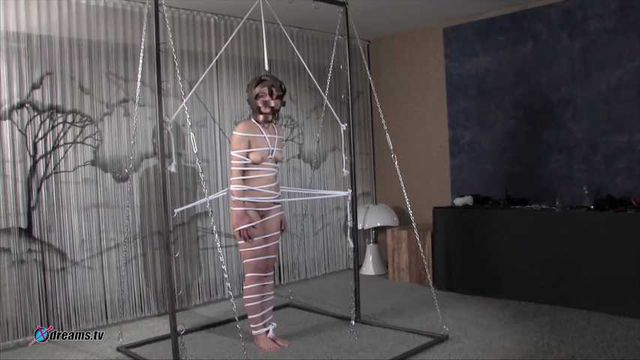 Sophia Rope Bondage And Bitter Humiliation