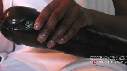 Black cock experiance