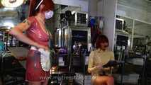 Double Medical Femdom - Mistress Tokyo & Domina V Clip 1