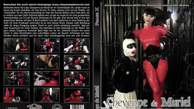 Cheyenne de Muriel - Phase X