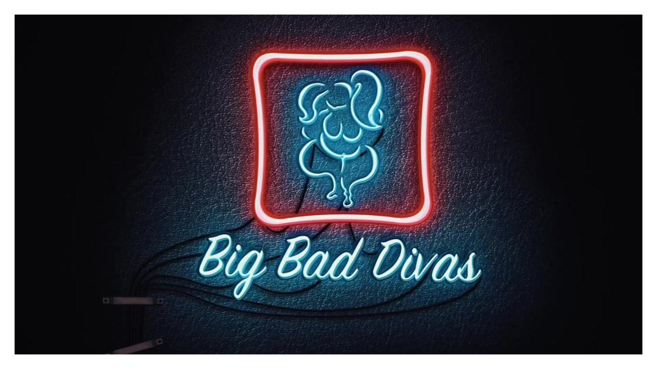 BIG LUSCIOUS DIVAS - FOXY KITTY Clip 1