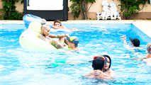 GB S01E08 - Pool Orgy With Kitty Core, Lana Vegas, Rosalina Love & More (Part 1)