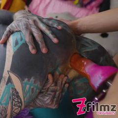 """Our update """"4K - Lesbian anal gape STRAP-ON PEGGING"""" just sold!<br /><br />#AnalSex #Strapon #Toys<br /><br />Featuring @Anuskatzz<br /><br />Everything starts with a cute pillow fight. The exitment makes us horny. We pull our clothes of and you start to play...<br /><br />👉http://z-filmz-originals.com/1061993802👈 #Shopmaker"""