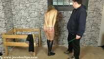 Naked Struggling At The Dungeon