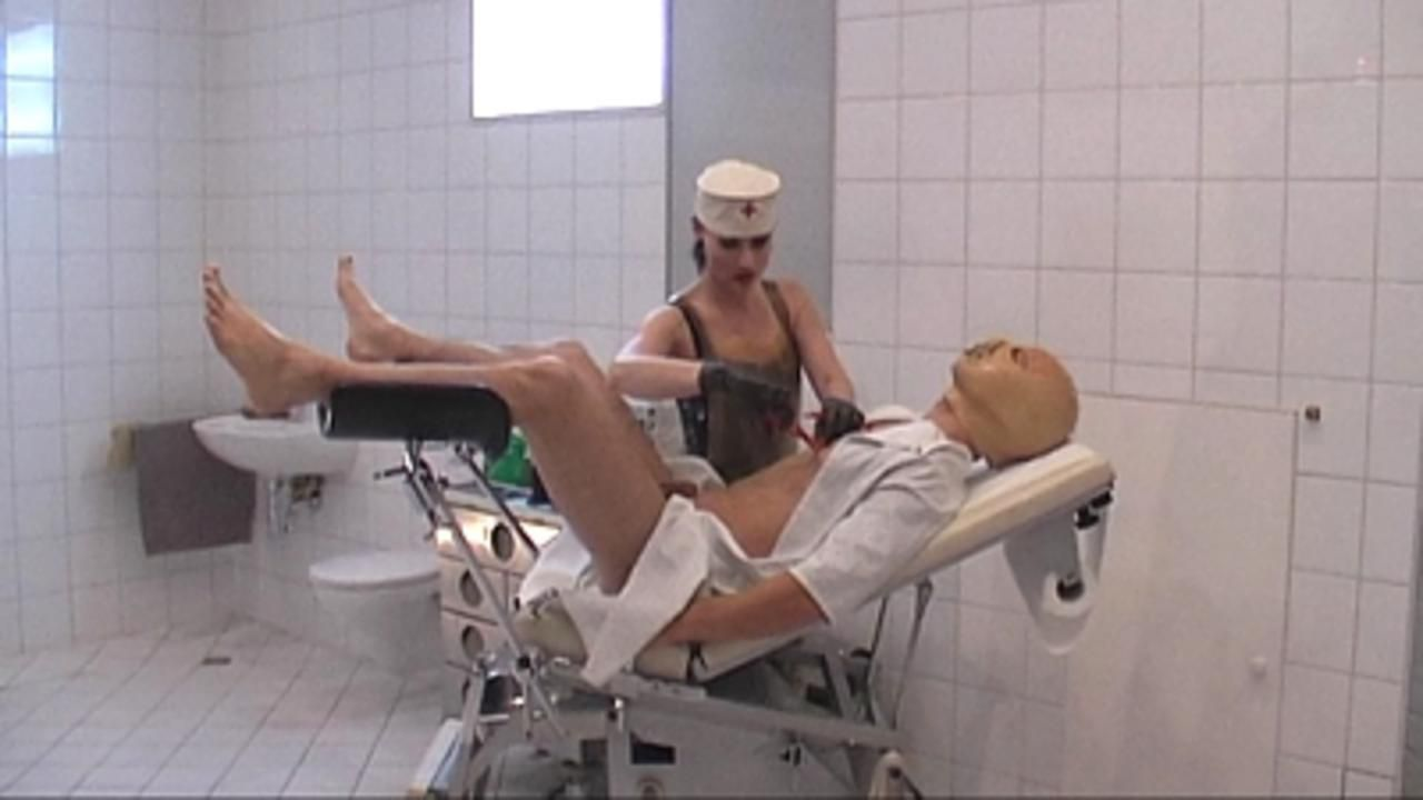 Cheyenne de Muriel - Kinky Clinic