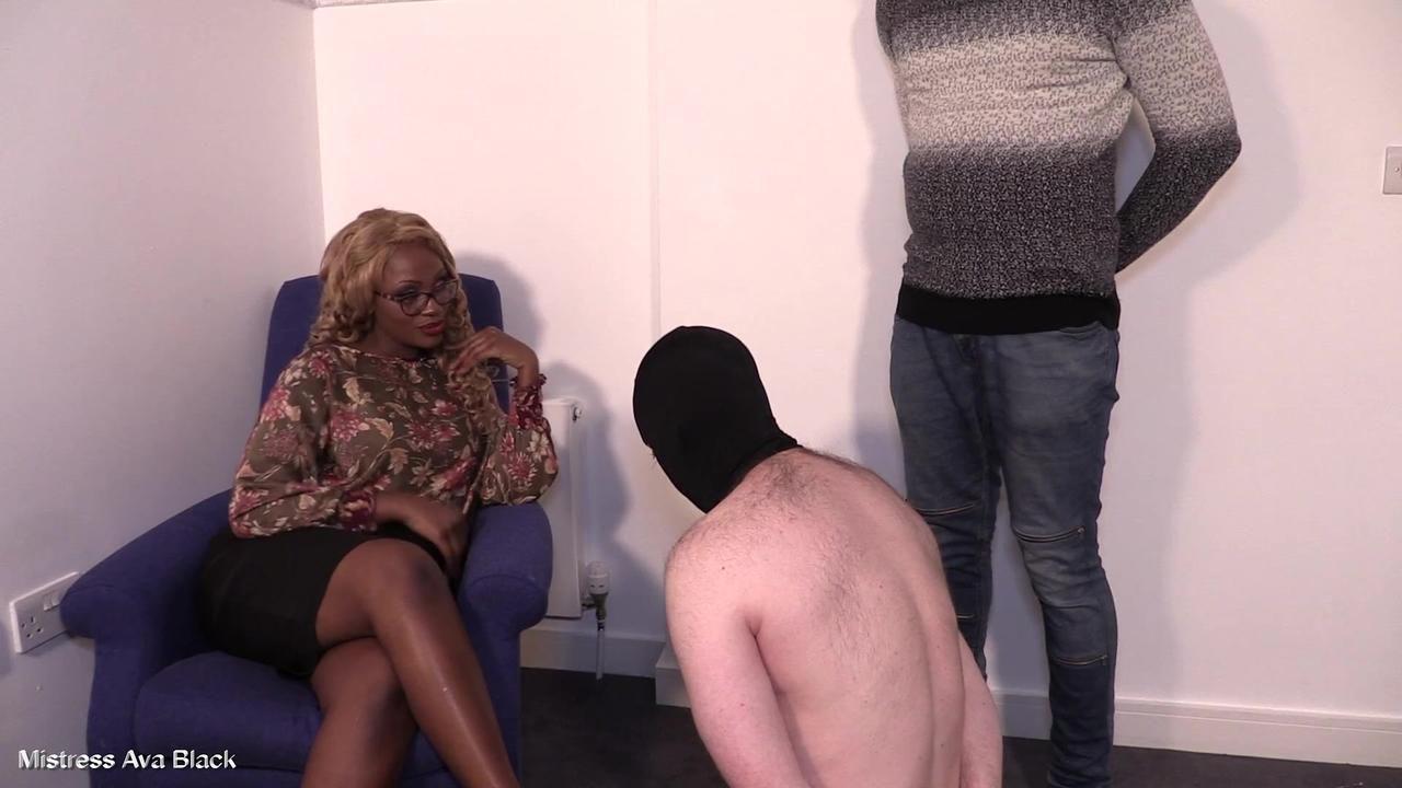 Taste his cock for me - Full clip