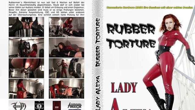 Lady Alexa: Rubber To***ture