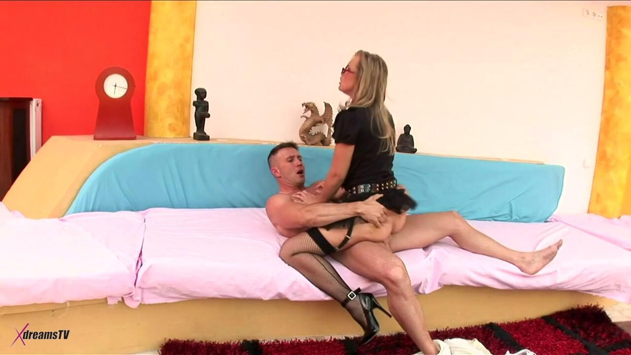 Colette - My MILF Asshole Gets Cracked
