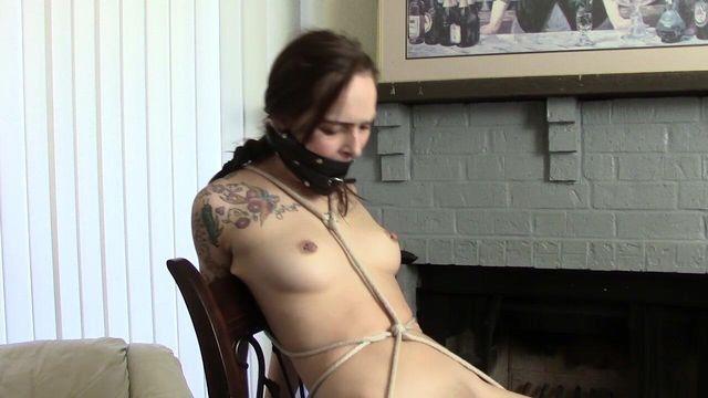 Gabrielle 12 - Nude Bondage