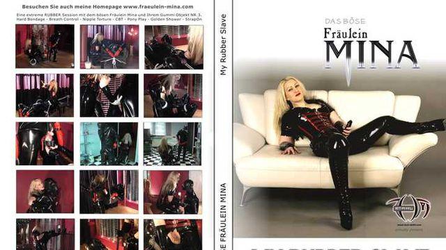 Fräulein Mina - Rubber Slave