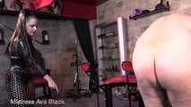 Behind the scenes idiot slave hoovers