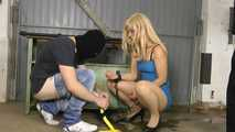 Sophie - fucking in garage