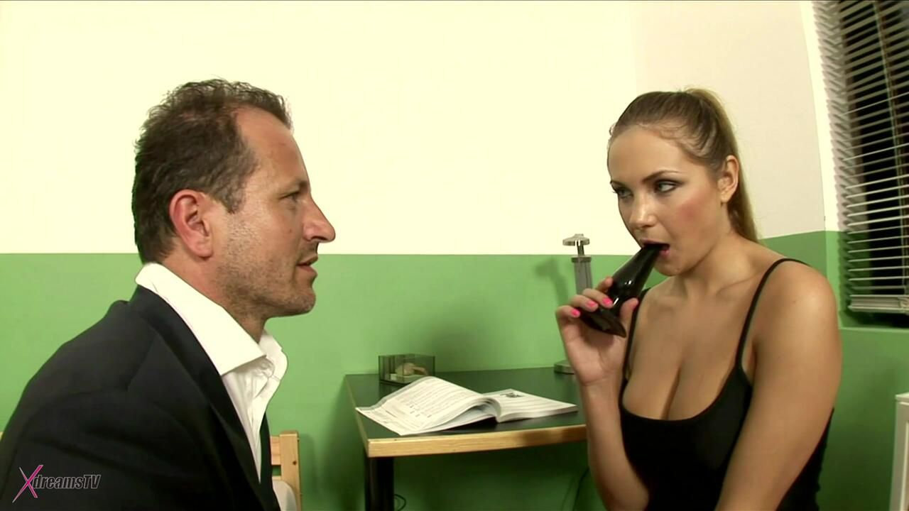 Lessons - Amy - Fuck My Student Asshole - Episode 2