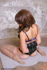 Hogtie With Armbinder